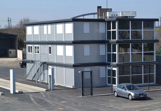 Containerdienst Willisau: Bürocontainer mieten und kaufen