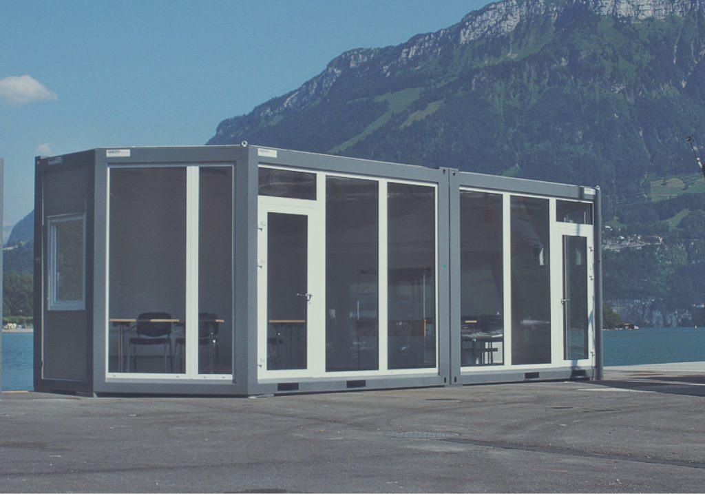 Containerdienst Willisau: Container