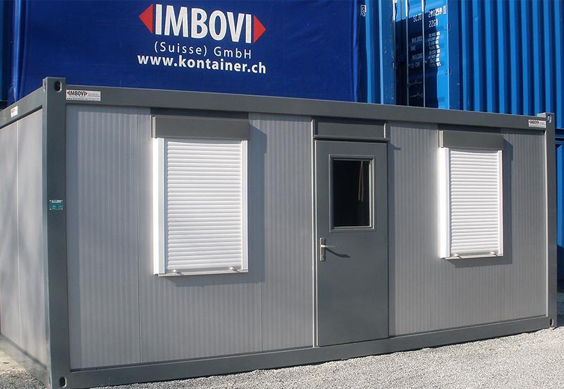 Luxus wohncontainer kaufen wohncontainer hochwertige for Badezimmer container mieten