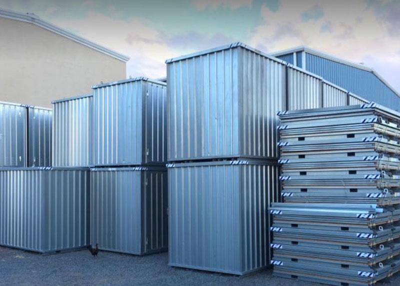 Containerdienst Willisau: Schnellbaucontainer mieten und kaufen